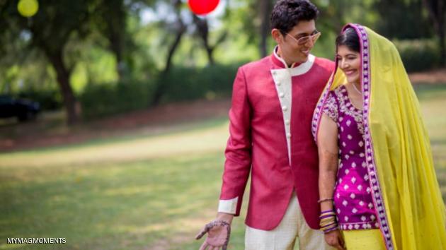 الحب ينتصر ..هنديان يتزوجان أربع مرات رغم اختلاف ديانتهما