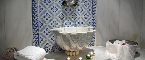 الحمام المغربي ..فوائده وأضراره
