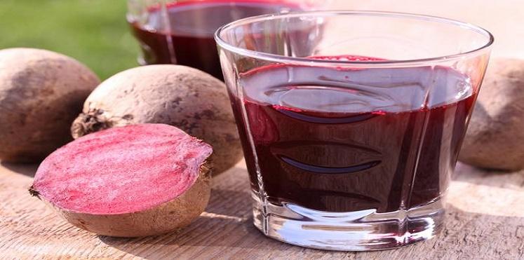 دراسة: عصير البنجر يعزز من القشرة الحركية وتدفق الدم في الدماغ