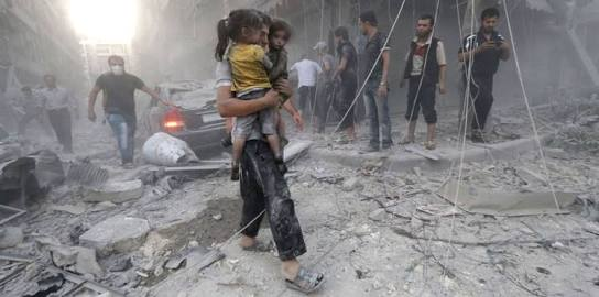 بعد هجوم شيخون الوحشي ..واشنطن تتوعد بالرد على بشار