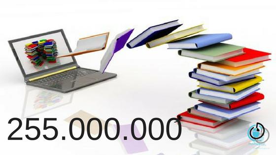 موقع رائع جداً سيعجبك كثيراً يضم أكثر من 255 مليون كتاب لأي مجال وتخصص تريدة جاهز للتحميل مجاناً