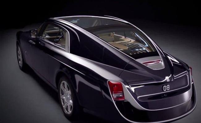 شاهد أغلى سيارة في التاريخ .. سعرها خرافي ولم يُنتج منها سوى نسخة واحدة