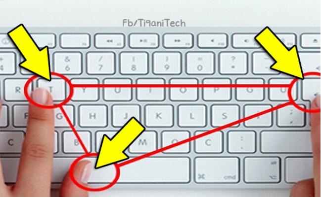 نقدم لك أكثر من 10 أسرار في لوحة المفاتيح.. تعرف عليها !