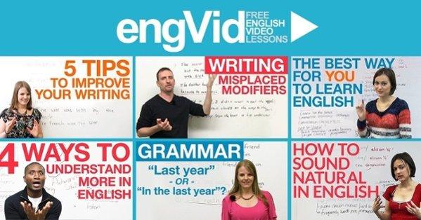 قناة يوتيوب شاملة لكل ما تحتاجه لاحتراف اللغة الإنجليزية .. تعلّم على أيدي أفضل معلّمي اللغة في العالم