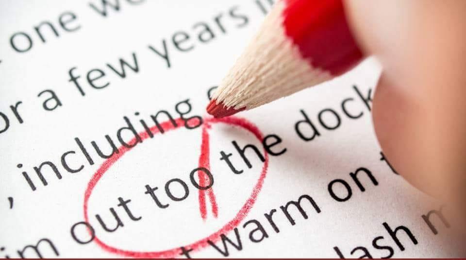 8 نصائح لتفادي الأخطاء الإملائية في الكتابة باللغة الأجنبية