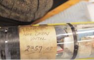 العثور على زجاجة تحتوي على رسالة موجهة إلى أجيال عام 2957 .. تعرّف على مضمون الرسالة