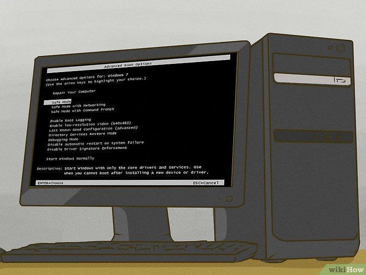 توقف الكمبيوتر عن العمل عند بدء التشغيل .. الأسباب وطرق الحلول