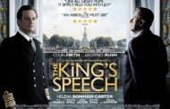 فيلم The King`s Speech لتعلم وتحسين اللغة الإنجليزية فى ساعتين فقط